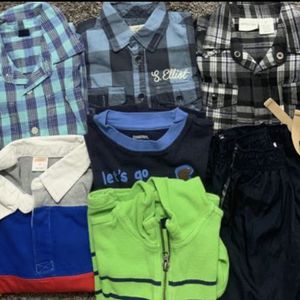Boys 3yrs old (10pcs bag 10) $55 for pick up only Thursday Friday Saturday Sunday Monday 3-6pm for Sale in Palo Alto, CA