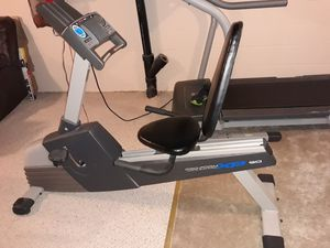 Recumbent Exercise Bike for Sale in Brunswick, OH