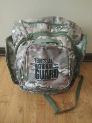 Tn national guard backpack for Sale in Murfreesboro, TN