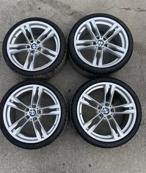 BMW 650i OEM Wheels and Tires for Sale in Marianna, FL