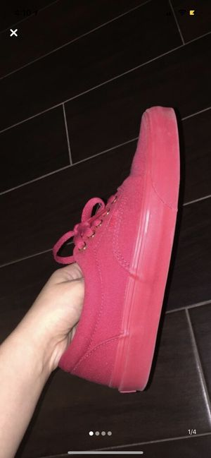Red vans for Sale in Fort Myers, FL
