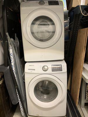 ***PRICE DROP***Samsung washer & dryer set for Sale in Ewa Beach, HI
