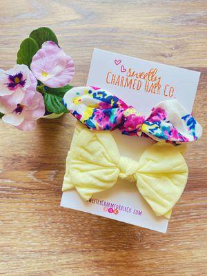Infant Toddler Girl Bow Headband Set for Sale in Goodyear, AZ