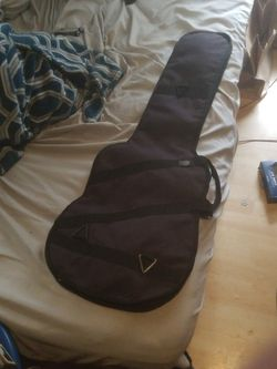 padded electric guitar gig bag for Sale in Auburn,  WA