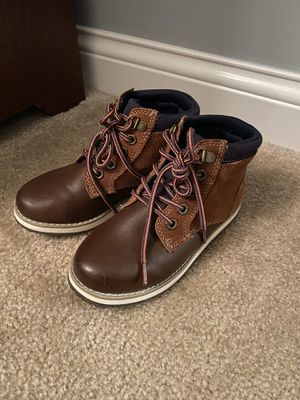 Boys dress shoes - size 13 for Sale in New Lenox, IL