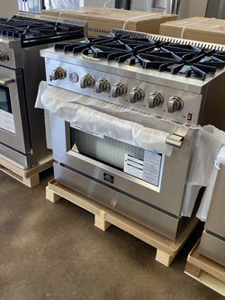 "Forno 36"" All Gas Range for Sale in Anaheim,  CA"