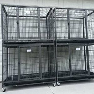 "Brand New 4 x 37"" Heavy Duty Dog Cage for Sale in Los Angeles, CA"