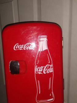Coca-Cola Collectible Classic Mini Fridge for Sale in Lexington,  SC