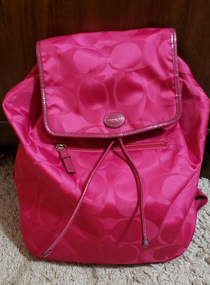 COACH backpack for Sale in Libertyville, IL