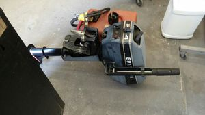 1990 4hp evinrude outboard motor for Sale in Lorain, OH