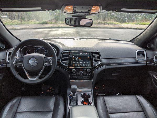 2019 Jeep Grand Cherokee