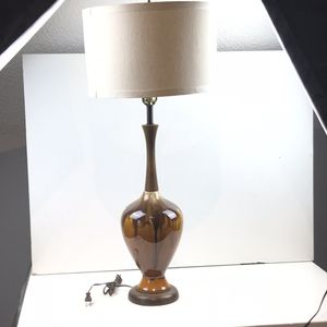 MCM Table lamp and shade for Sale in Nashville, TN