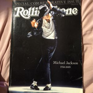 Michael Jackson Tribute Magazines And Hard Back Book for Sale in Oklahoma City, OK