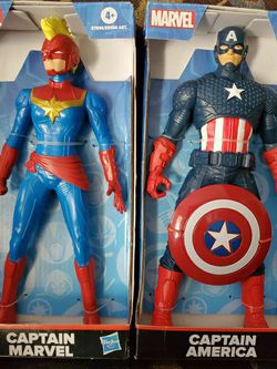 Marvel Captain America Action Figure for Sale in San Dimas,  CA