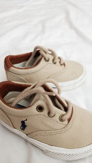 Polo shoes for babies for Sale in Washington, MD