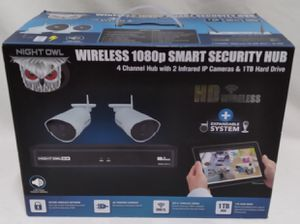 Night owl wireless 1080p smart security hub for Sale in Garland, TX