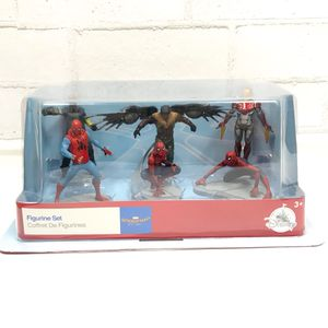 Disney Marvel Spider-Man Homecoming PVC Figurine Set - 6 Pieces for Sale in Round Rock, TX