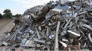 Free scrap metal pick up ( D.C only ) ( 500 pound minimum )