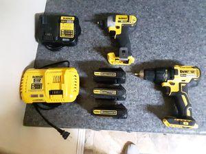Dewalt 20v cordless tools for Sale in Kinston, NC
