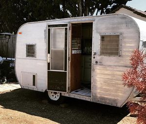 1952 Vintage Travel Trailer Camper for Sale in Vista, CA