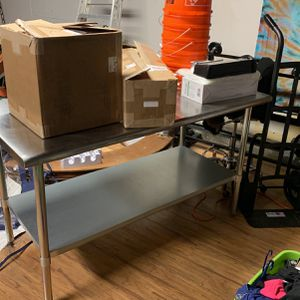 Stainless Steel Lab Bench (Table) for Sale in Escondido, CA