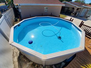 Metal Above Ground Pool for Sale in Tampa, FL