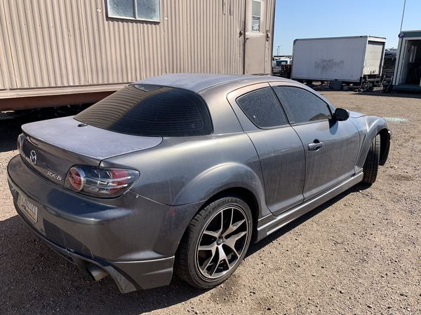 2005 Mazda RX8, Parts Only!
