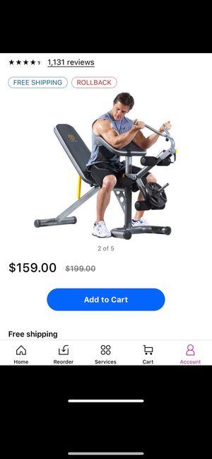 Golds Gym set for Sale in Pueblo, CO