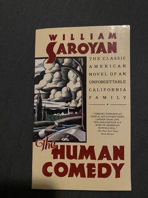 """Book """"The human Comedy"""" by William Saroyan for Sale in Palmdale, CA"""