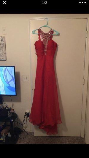Prom dress w/ free purse for Sale in Orlando, FL