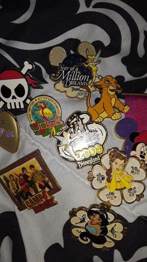 Disney pin assorted for Sale in Turlock, CA