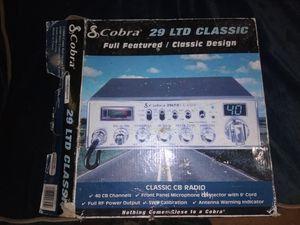 Cobra CB Radio for Sale in Columbia, LA