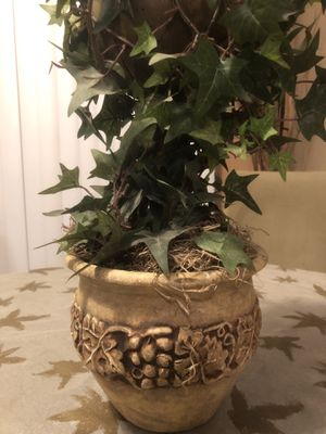 Fake plant for Sale in Streamwood, IL