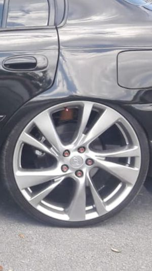 Nissan infinity rims for Sale in Tampa, FL