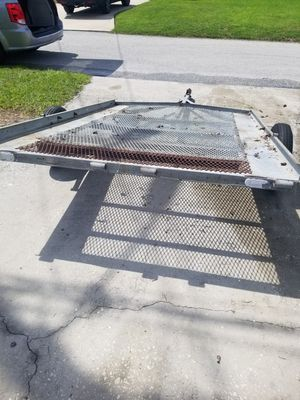 5x8 trailer no lights for Sale in Palm Harbor, FL
