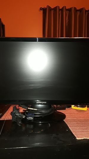 ☆HANSPREE COMPUTER MONITOR☆ for Sale in Lorain, OH