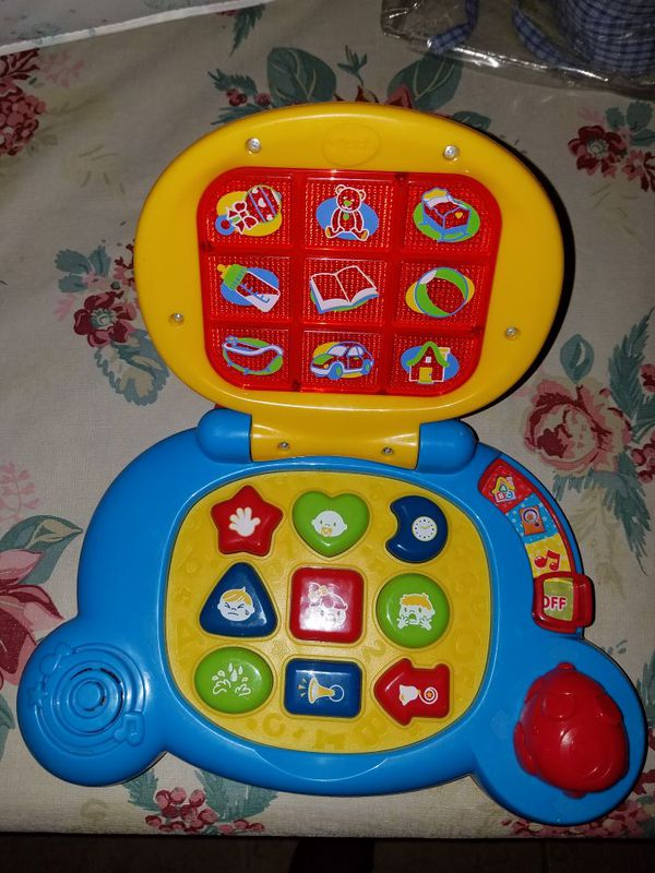 Vtec baby learning laptop