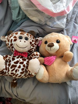New stuffed animals for Sale in Houston, TX