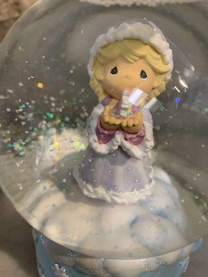 Precious Moments Snow Globe for Sale in Modesto, CA