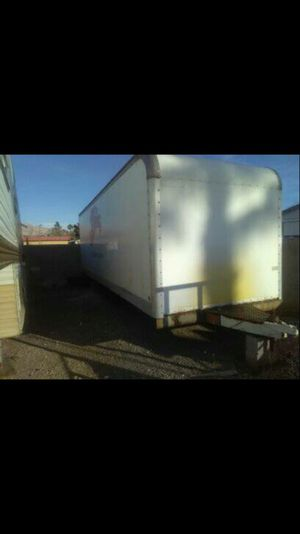 """Box truck replacement! 24' Cargo Trailer 102"""" wide. NO WHEEL-WELLS!! for Sale in Salt Lake City, UT"""