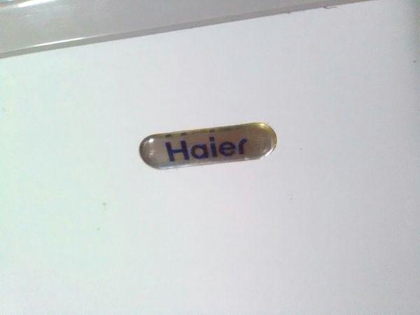 Haier mini freezer