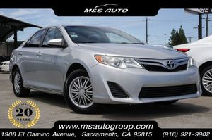 2013 Toyota Camry for Sale in Sacramento, CA