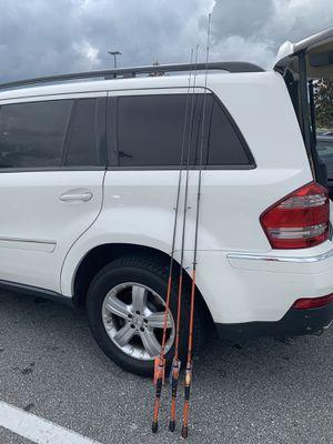 **NEW** Berkley Shock spinning fishing rod for Sale in Brandon, FL