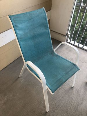 Pool/Patio chairs for Sale in Tampa, FL