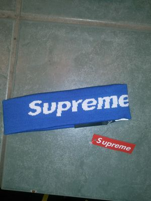 Supreme Headband for Sale in Forest Hill, TX