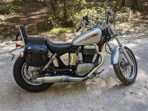 Suzuki Savage 650 Cruiser Darksider Custom 2002 for Sale in Wendell, NC