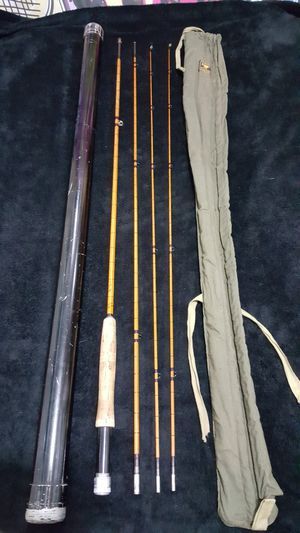 Antique Bamboo Fly Fishing Rod for Sale in Woodway, WA