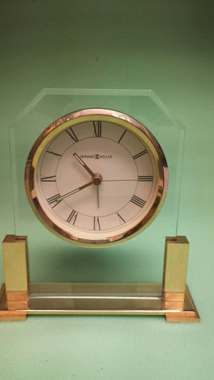 Desk clock with alarm for Sale in Boyds, MD