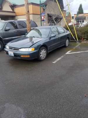 99 accord for Sale in Snohomish, WA