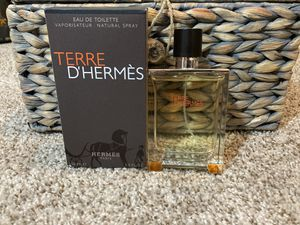 Terre D'Hermes EDT cologne perfume fragrance for Sale in Lake Grove, OR